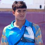 Akash Malik Youth Olympian