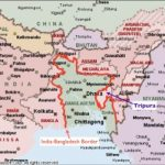 India Bangladesh border